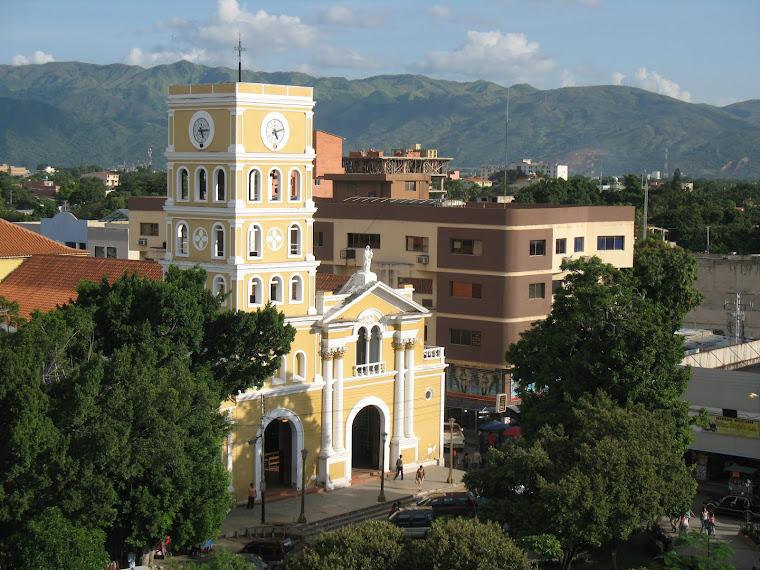 IGLESIA SAN JOSE DE CAGUA