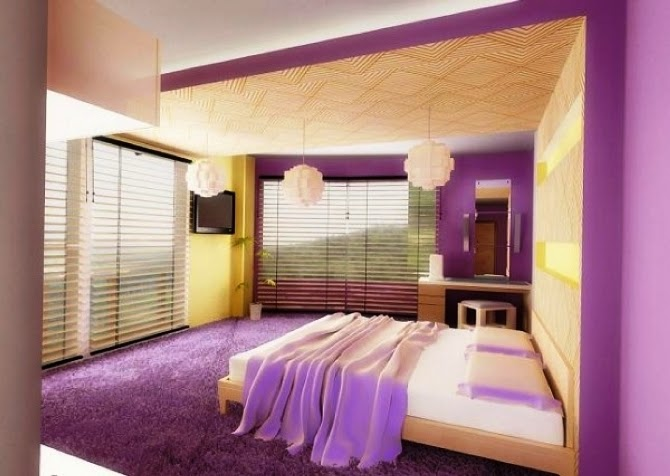 wall colors for modern bedrooms