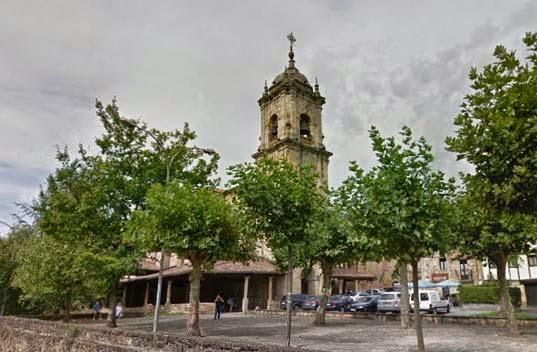 San Agustin Google View-en