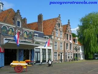 Excursion a Edam, Volendam y Marken