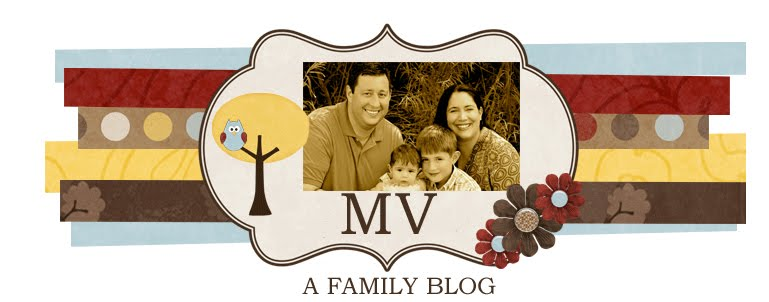 The Four MV's - A Family Blog