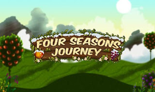 Screenshots of the Four seasons journey for Android tablet, phone.