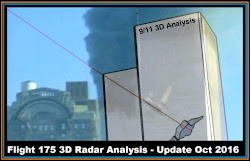Flight 175 3D Rader Analysis
