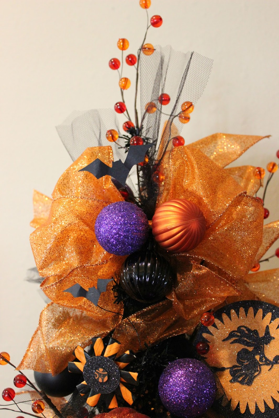 Vintage halloween paper decorations - Halloween Paper Crafts Paper Straws At Home Hobby Lobby All Hallows Eve
