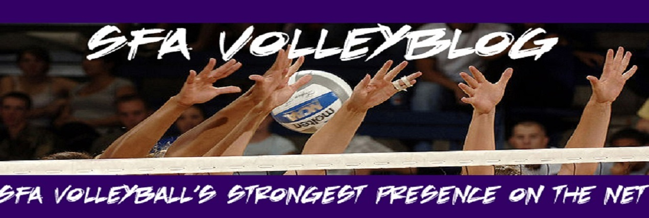 SFA VolleyBlog