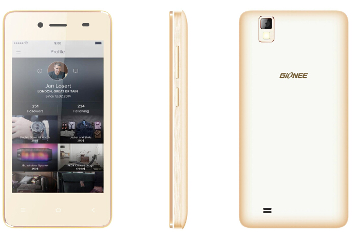 how to root gionee p2m or m2 mini and also install twrp