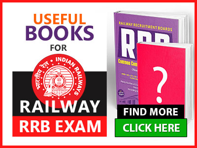 Books for RRB 2016