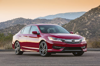 2016 Accord excites the senses, remains rock-solid