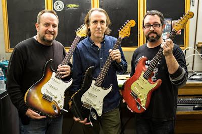 Michael Landau Artist Relic Stratocaster