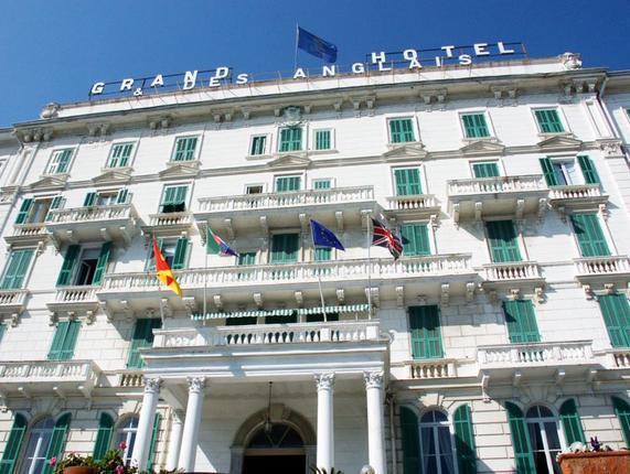 LA GRANGIA DI SANREMO - GRAND HOTEL & DES ANGLAIS