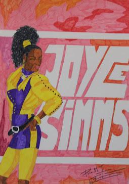 Joyce Simms