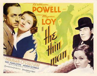 The Thin Man 1934 Movie Card