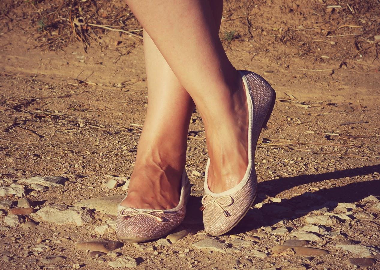 bailarinas+purpurina