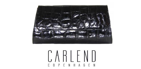 Queen Maxima's CARLAND COPENHAGEN Aicha Crocodile Clutch