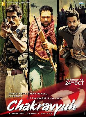 Free Download Chakravyuh 2012 Full Hindi Movie 300mb Small Size Dvd