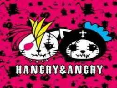 Por Hitomi Yoshizawa (Hangry) y Rika Ishikawa (Angry)