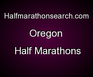Oregon half marathons