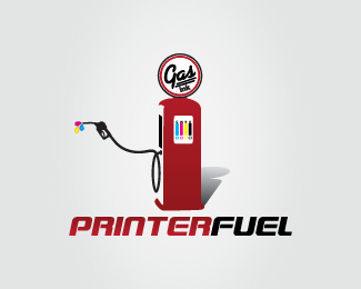 Printed Fuel Logo