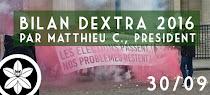 "Rentrée Dextra 2016 ""Bilan"""