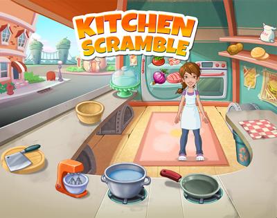 Kitchen Scramble Hack ...