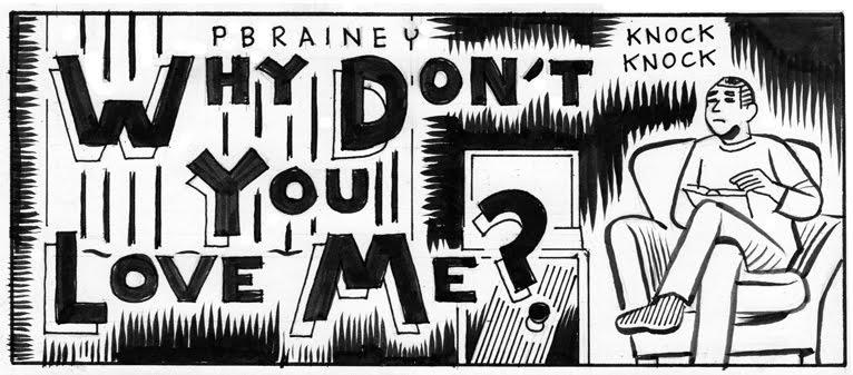 Paul Rainey Comics
