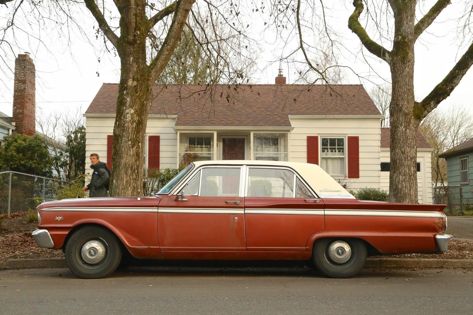 1963 Ford Fairlane 500 sedan