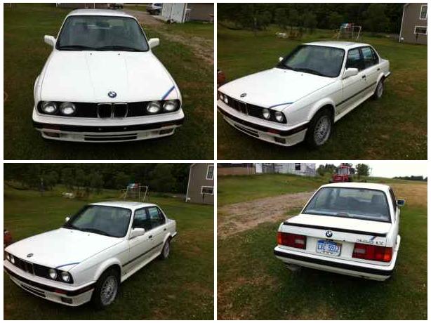 1991 Bmw 325ix 4400 Petoskey Mi Groosh S Garage