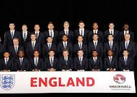 Skuad dan Profil Lengkap Timnas Inggris Euro 2012