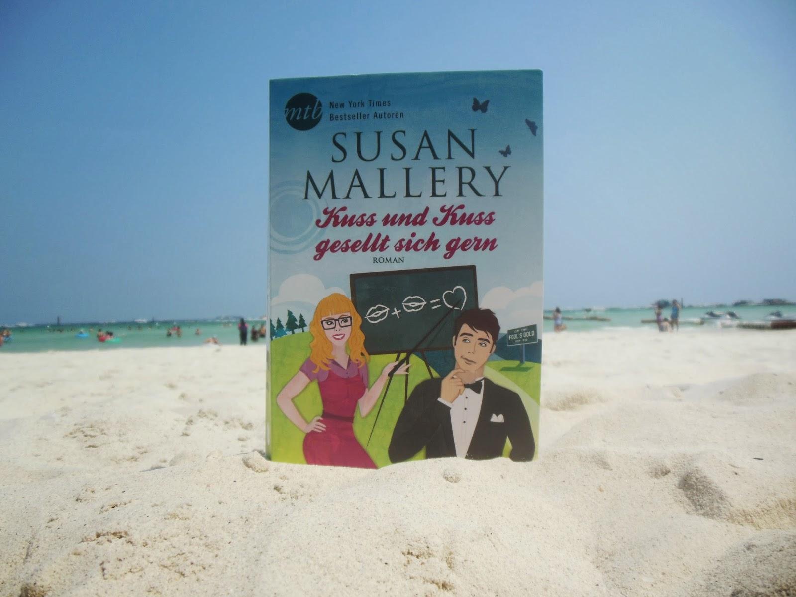 Susan Mallery - Kuss und Kuss gesellt sich gern