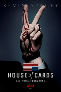 Assistir Serie House of Cards - Todas Temporadas Online