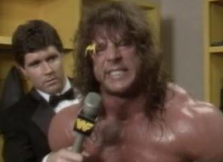 WWE SURVIVOR SERIES 1988 - THE ULTIMATE WARRIOR