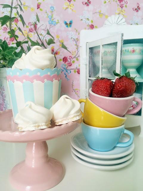 pastel mutfak dekorasyonu