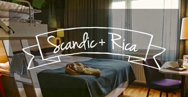Rica blir Scandic