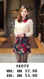 http://www.koreanstyleonline.com/2014/01/t4079-flora-top-and-skirt-beige-1-set.html