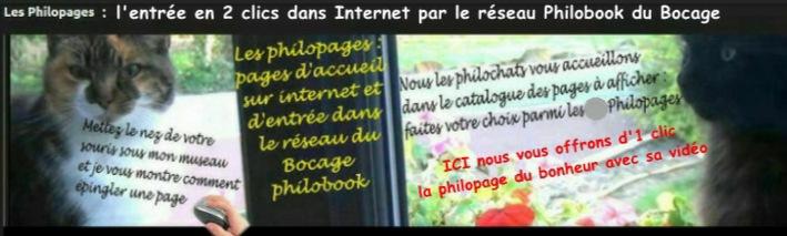 S/votre ordinateur affichez d'un clic la philopage d'accueil internet ==>