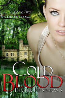 Cold Blood By Heather Hildenbrand RELEASE DAY