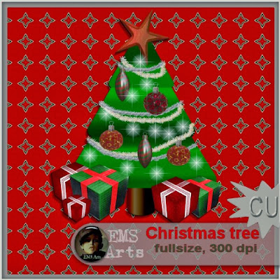 Christmas cu freebies!