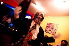 Calostro se divierte en Porto Alegre- Brasil