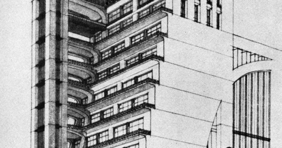 Architectureblog antonio sant 39 elia for Architetto sant elia