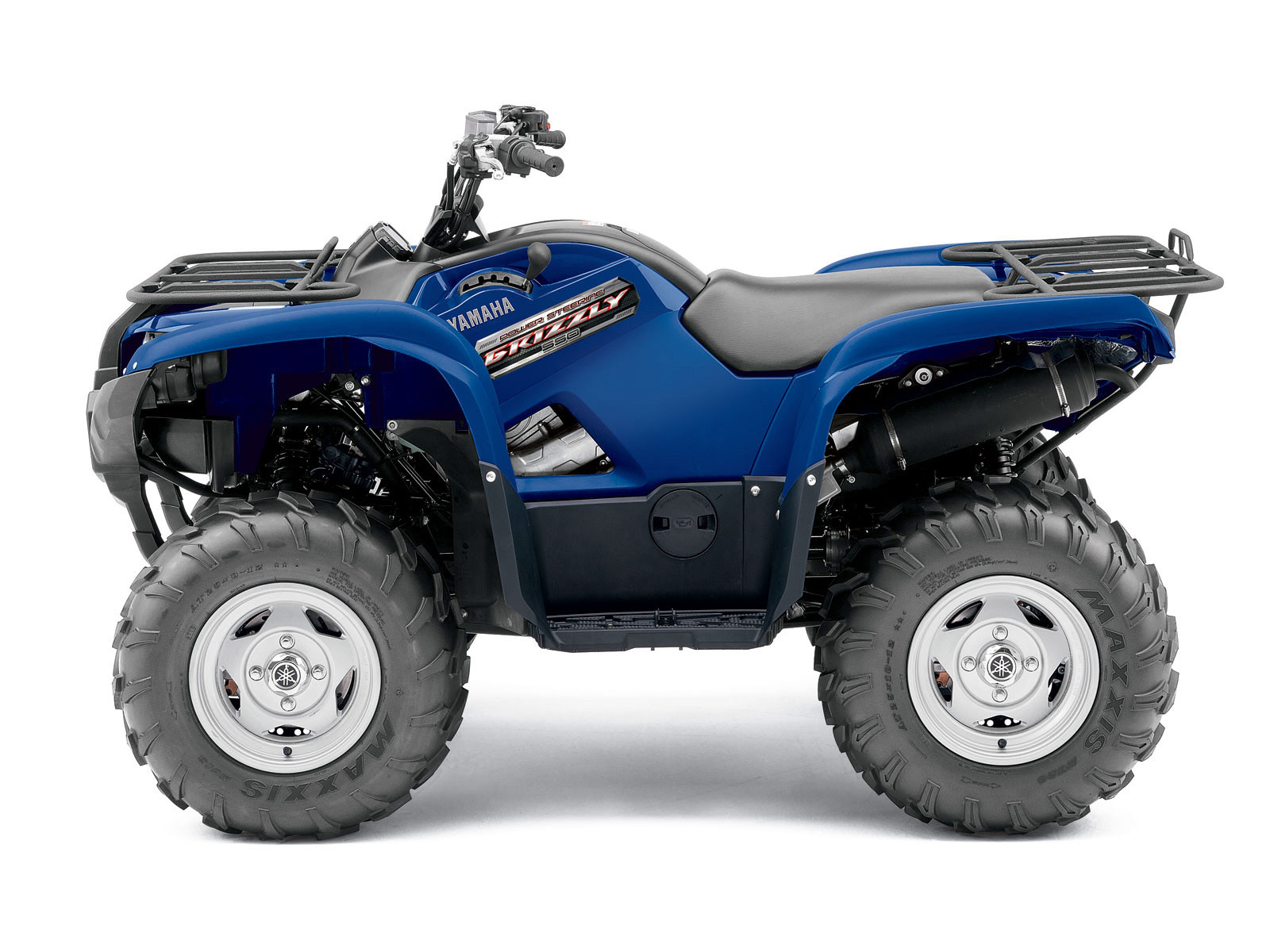 2012 yamaha grizzly 550 fi auto 4x4 eps atv pictures. Black Bedroom Furniture Sets. Home Design Ideas