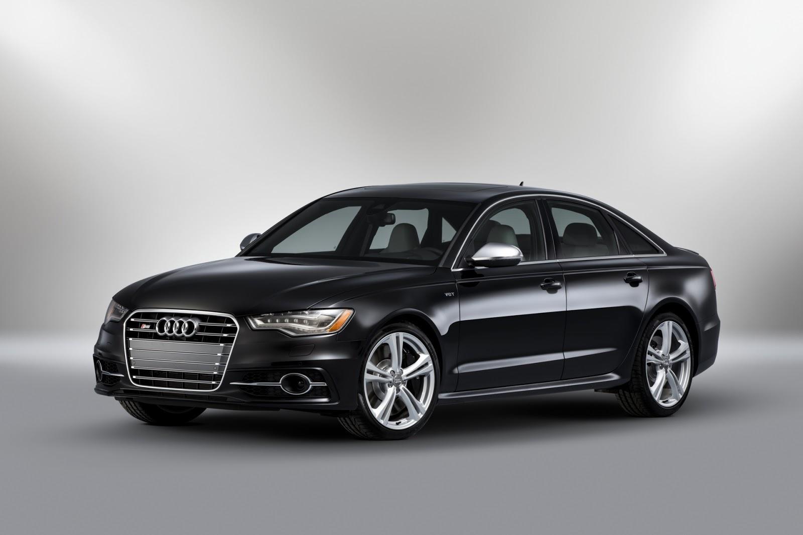 All Cars NZ: 2012 Audi S6 4.0 TFSI (2013)