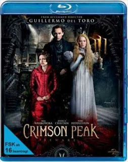 Crimson Peak (2015) Hindi Dual Audio Movie 140Mb hevc BRRip
