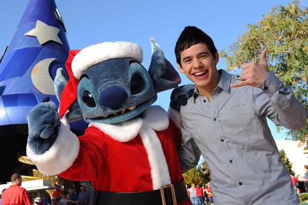 Natal na Disney - Parque Hollywood Studios