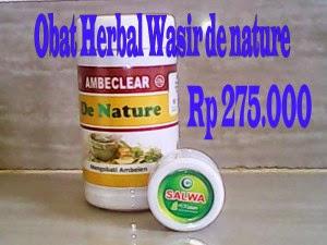 Obat Herbal Ambeien