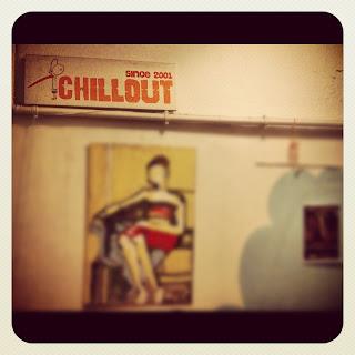 Interior of Chillout Cengo