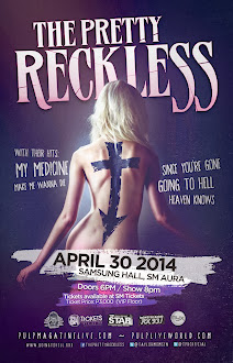 The Pretty Reckless Live in Manila