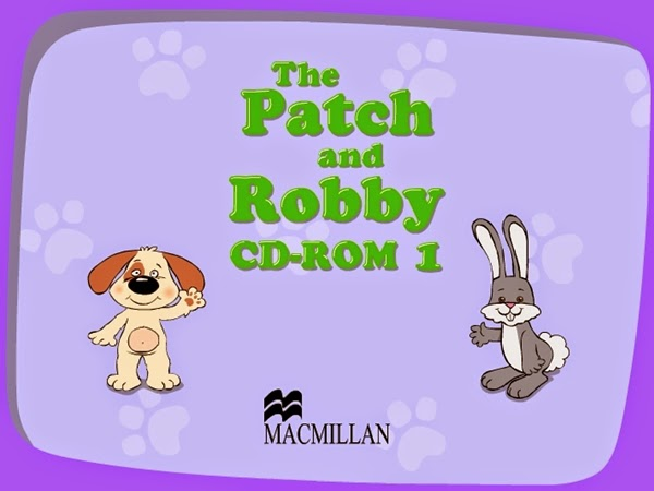 http://englishactivitiesforkids.hol.es/PATCHROBBYcd1/PatchandRobbyCD1.swf