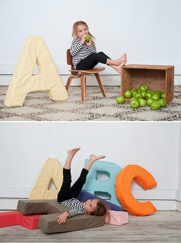 Decora tu casa con letras