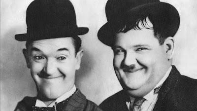 Oliver Hardy, El Gordo y el Flaco