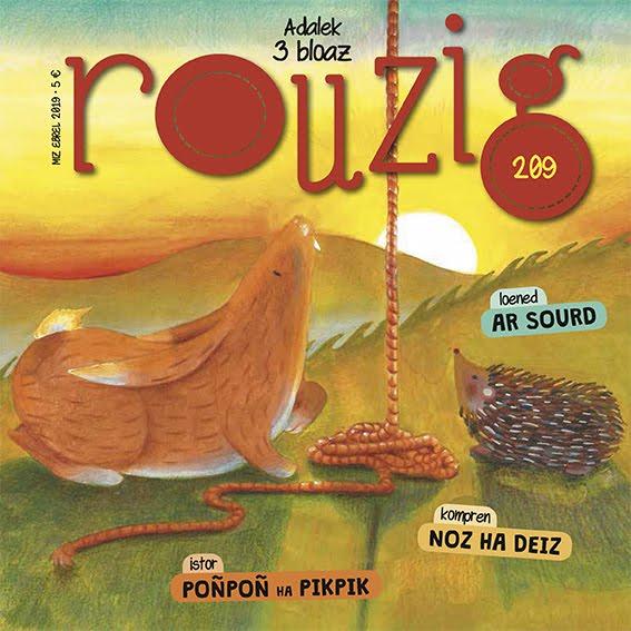 Magazine Rouzig